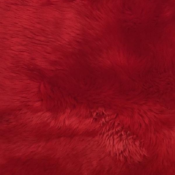Australian Sheepskin - Red
