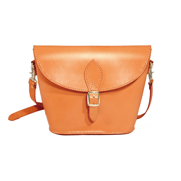 Leather Flap Bag Kit 27x22x11cm