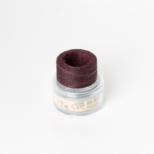 Waxed Thread Thin Wine 0.3mm