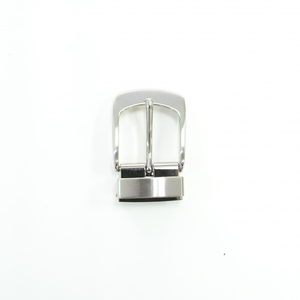 Bright Curvy Clamp Buckle 35mm