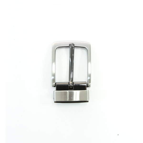 CBD Square Clamp Buckle Black Nickel 35mm