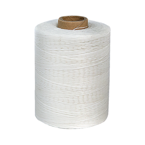 Waxed Nylon Thread White 1000YD