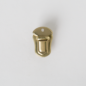Bag Clasp - Antique Brass 33mm x 23mm