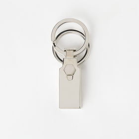 Detachable Key Ring - Nickel 15mm