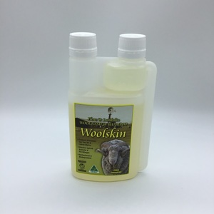Sheepskin Shampoo and Woolwash