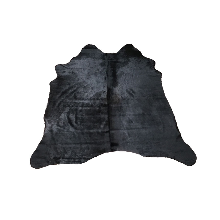Cow Hide - Black - #187