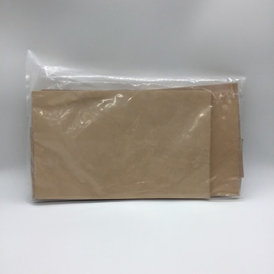 Scrap Bag Vegetable Tanned Leather