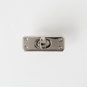 Long Bag Clasp - Nickel