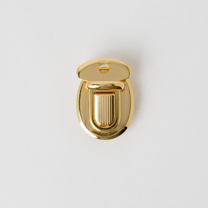 Bag Clasp - Gold 22mm x 35mm