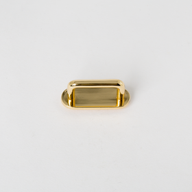 Belt Bag Clasp - Gold 25mm