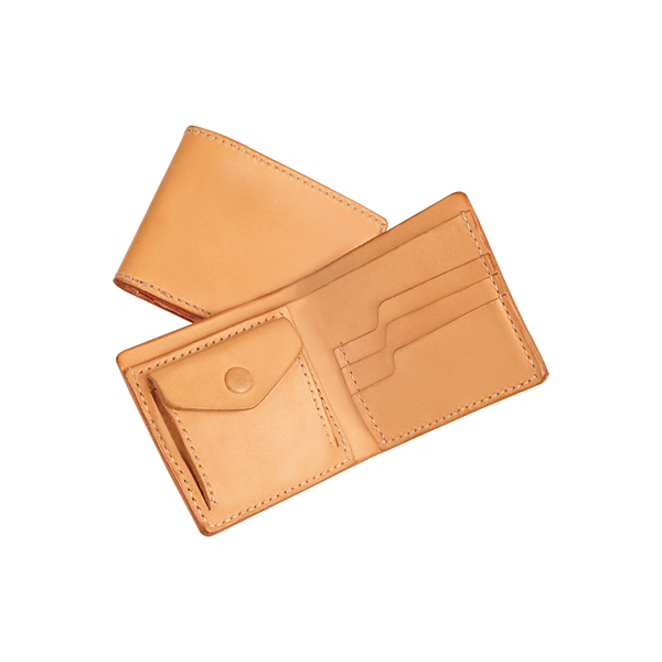 French Style Wallet Natural 20X10cm
