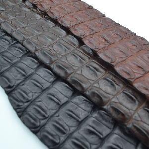 Crocodile Backstraps