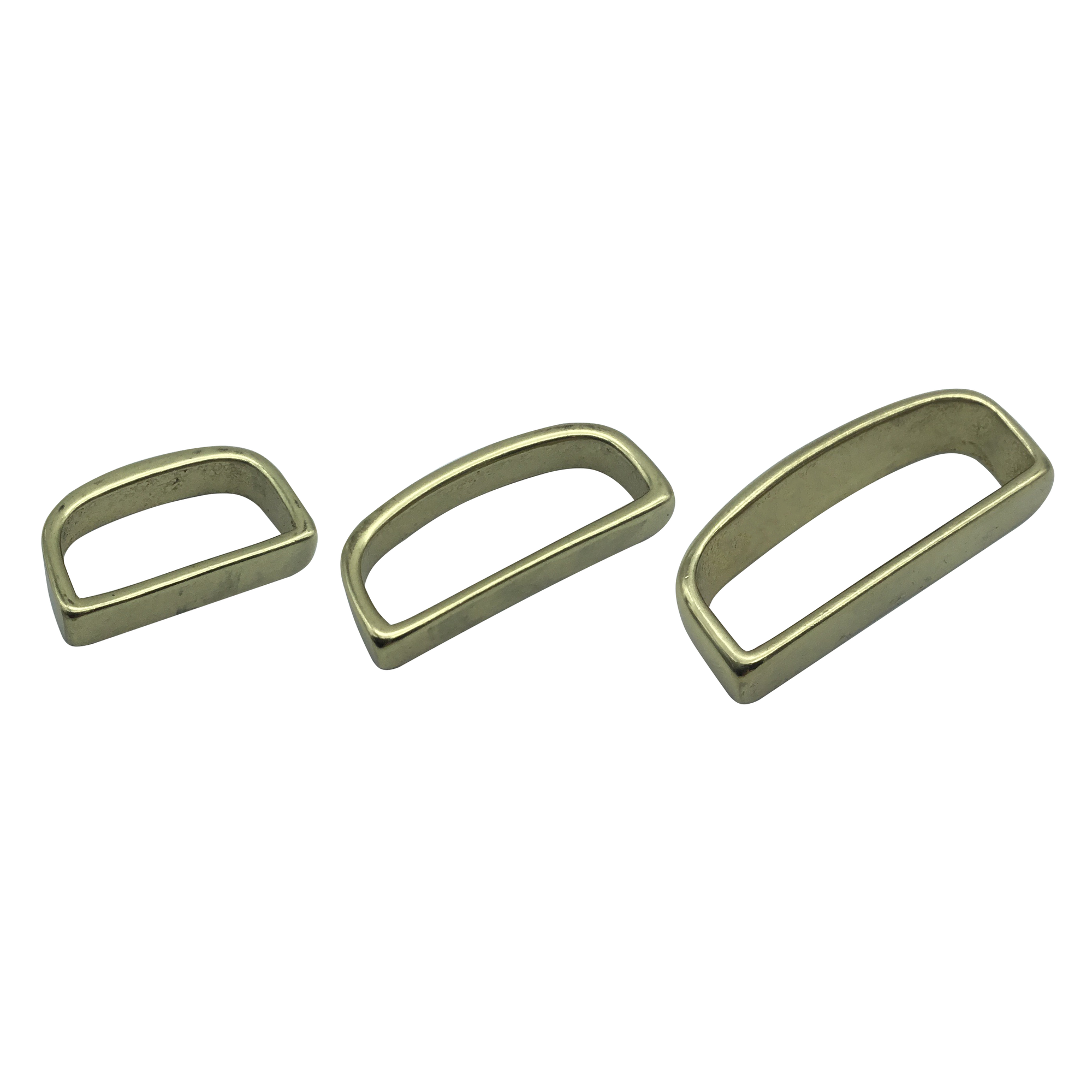 Solid Brass Bulk Keepers - Solid Brass