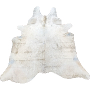 Cow Hide - White - #183