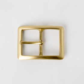 Square Center Bar Buckle