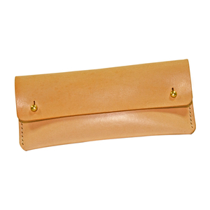 Pen Pouch Natural 18X8.5cm