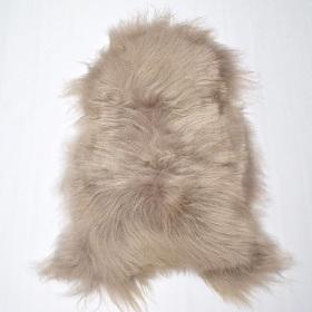 Linen (Dyed) Icelandic Sheepskin
