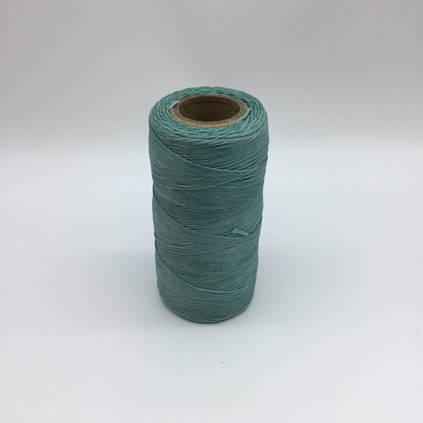 Heavy Waxed Polyester Thread - Green