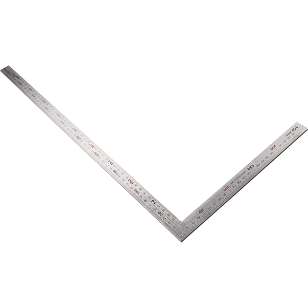 Aluminum Alloy L-Shaped Ruller 600*350mm Fixed Price