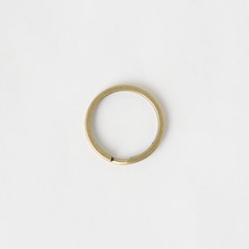 Split Rings - Antique 30mm