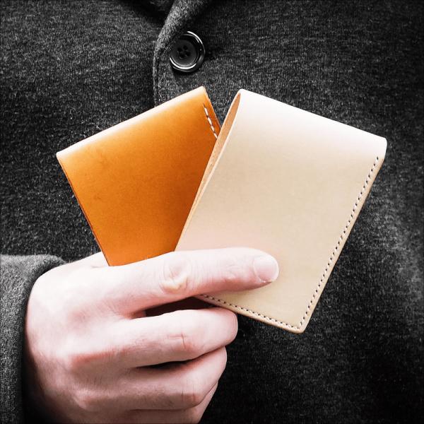 Minimalist Compact Wallet 21.5X7.8cm