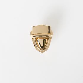 Bag Clasp - Gold 32mm x 23mm