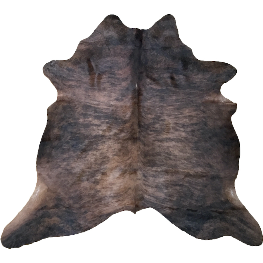Cow Hide - Exotic Medium and Dark - #166