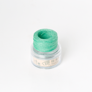 Waxed Thread Thin Light-Green 0.3mm
