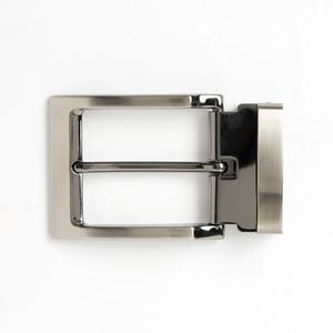 Clamp Buckle Black-Nickel 4.0cm