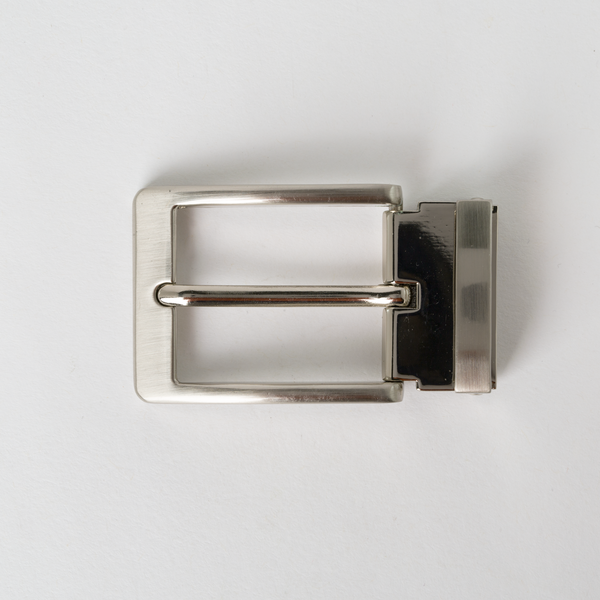 Bright Sqaure Clamp Buckle 35mm