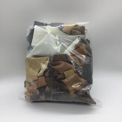 Scrap Bag Garment Leather