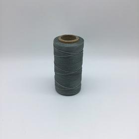 Heavy Waxed Polyester Thread - Gray