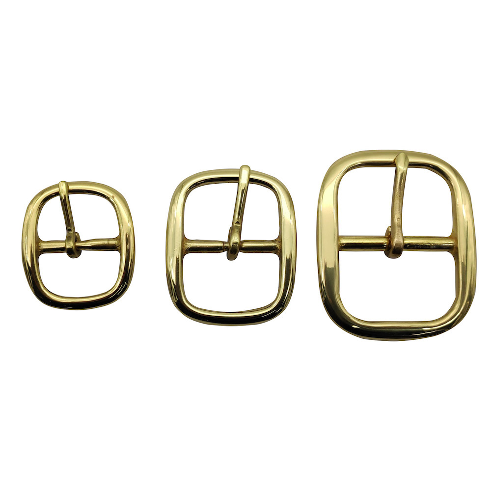 Bulk Solid Brass Full Buckles